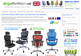 Ergohuman Chairs